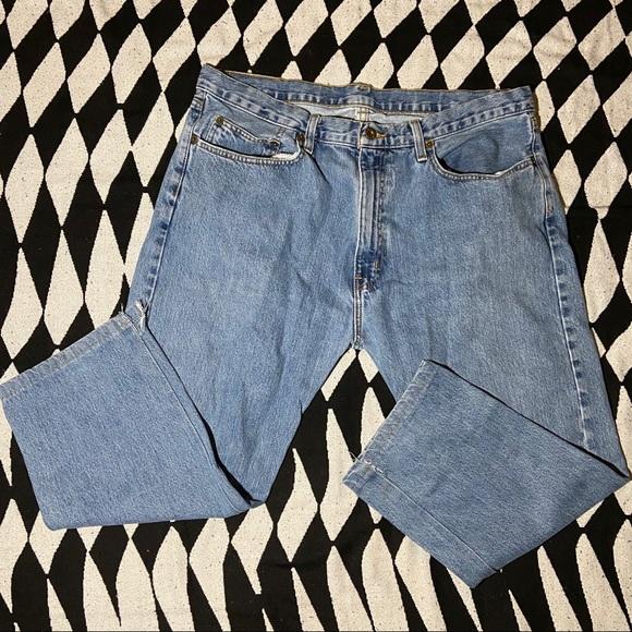Ralph Lauren POLO Jeans Co MENS Blue Denim jeans